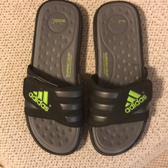 67e1a27a42d4 Adidas Other - ADIDAS ADISSAGE SUPERCLOUD SLIDE - MEN S